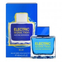 Antonio Banderas Electric Seduction Blue for Men