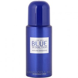 Antonio Banderas Blue Seduction for Men Deodorant Spray