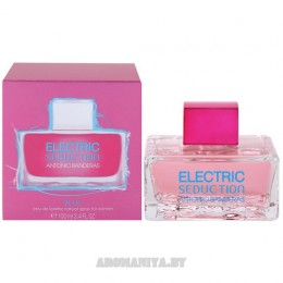 Antonio Banderas Electric Seduction Blue for Women