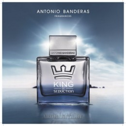 Antonio Banderas King of Seduction for Men