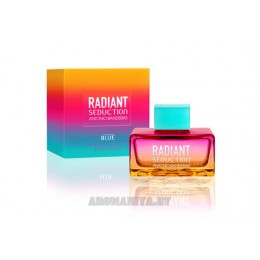 Antonio Banderas Radiant Seduction Blue for Women