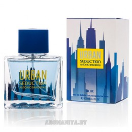 Antonio Banderas Urban Seduction Blue for Men