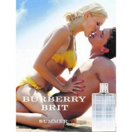 Burberry Brit Summer Edition for Men