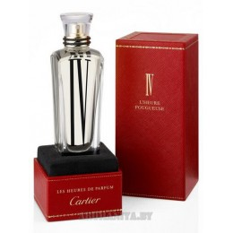 Cartier L`Heure Fougueuse IV