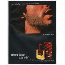Carven Monsieur