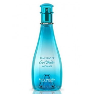Davidoff Cool Water Pure Pacific Woman
