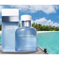 Dolce&Gabbana Light Blue Beauty of Capri Pour Homme
