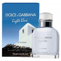 Dolce&Gabbana Light Blue Living Stromboli