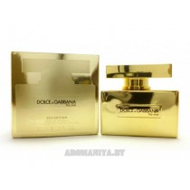 Dolce&Gabbana The One Gold Limited Edition