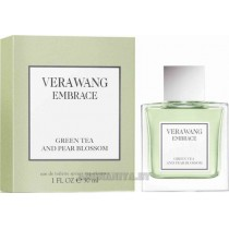 Vera Wang Green Tea and Pear Blossom
