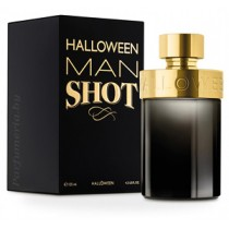 Halloween Man Shot