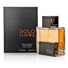 Solo Loewe Pour Homme